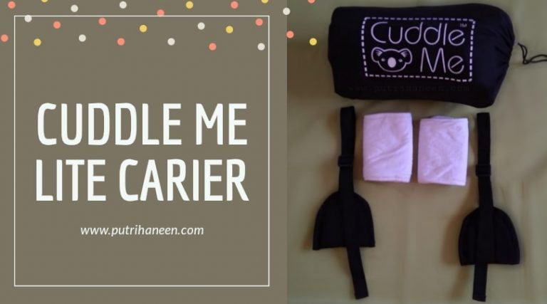 cuddle me lite carrier