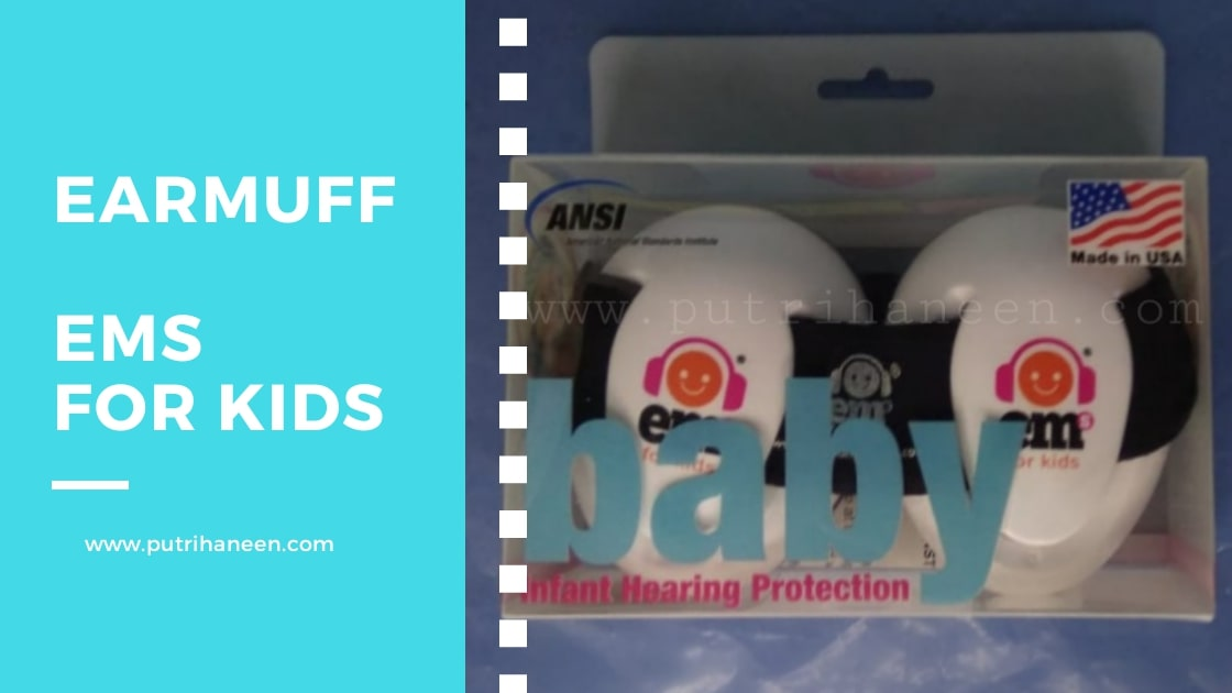 Ems earmuff for baby and kids
