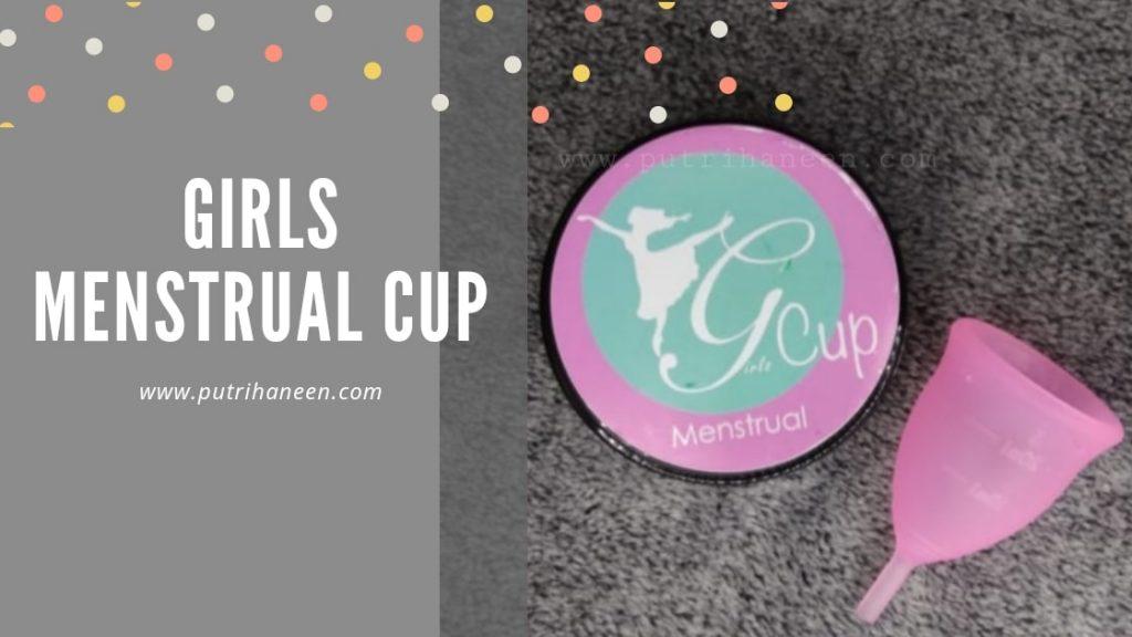 gcup girls menstrual cup