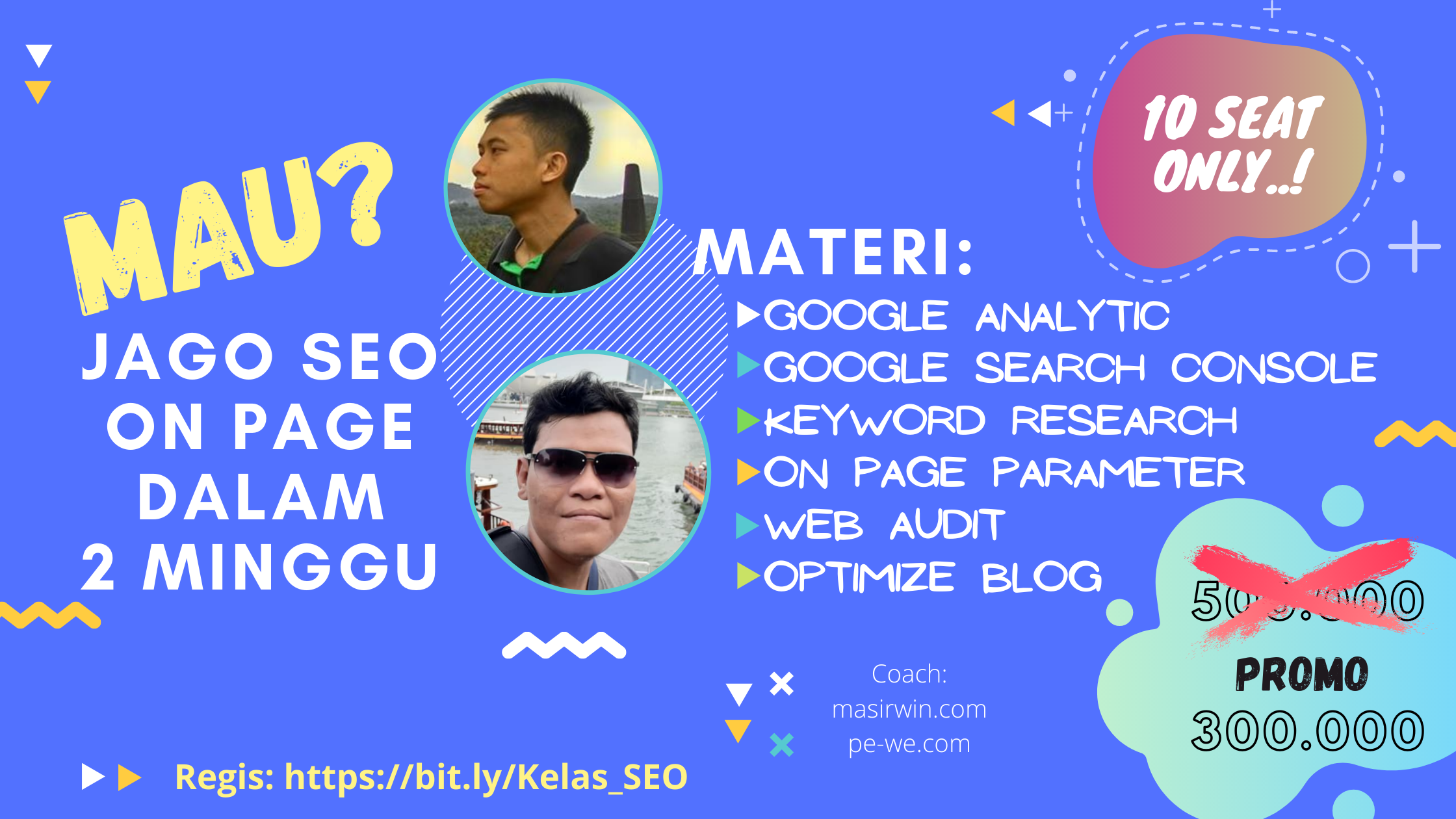 Jago SEO On page