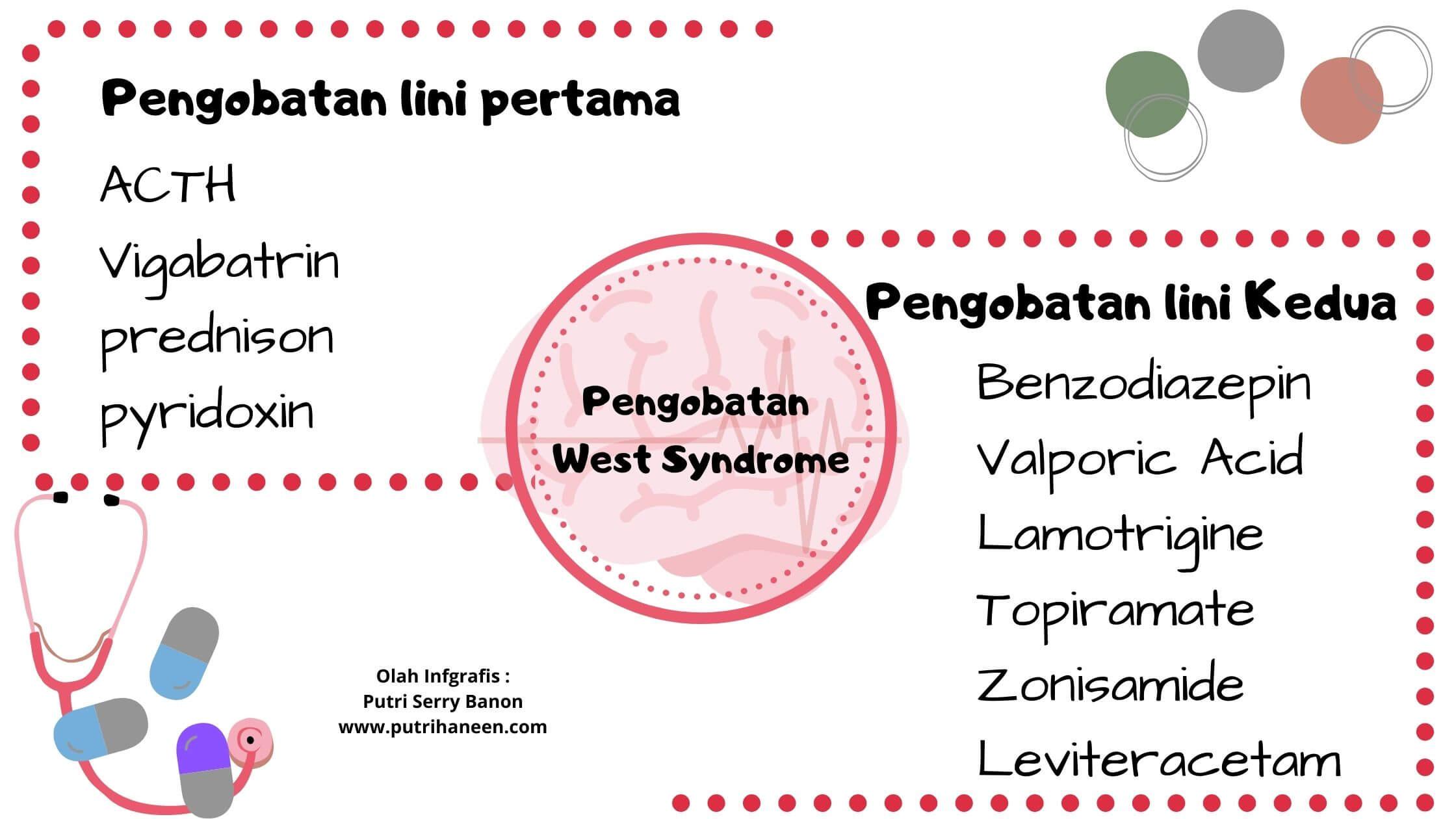 pengobatan west syndrome