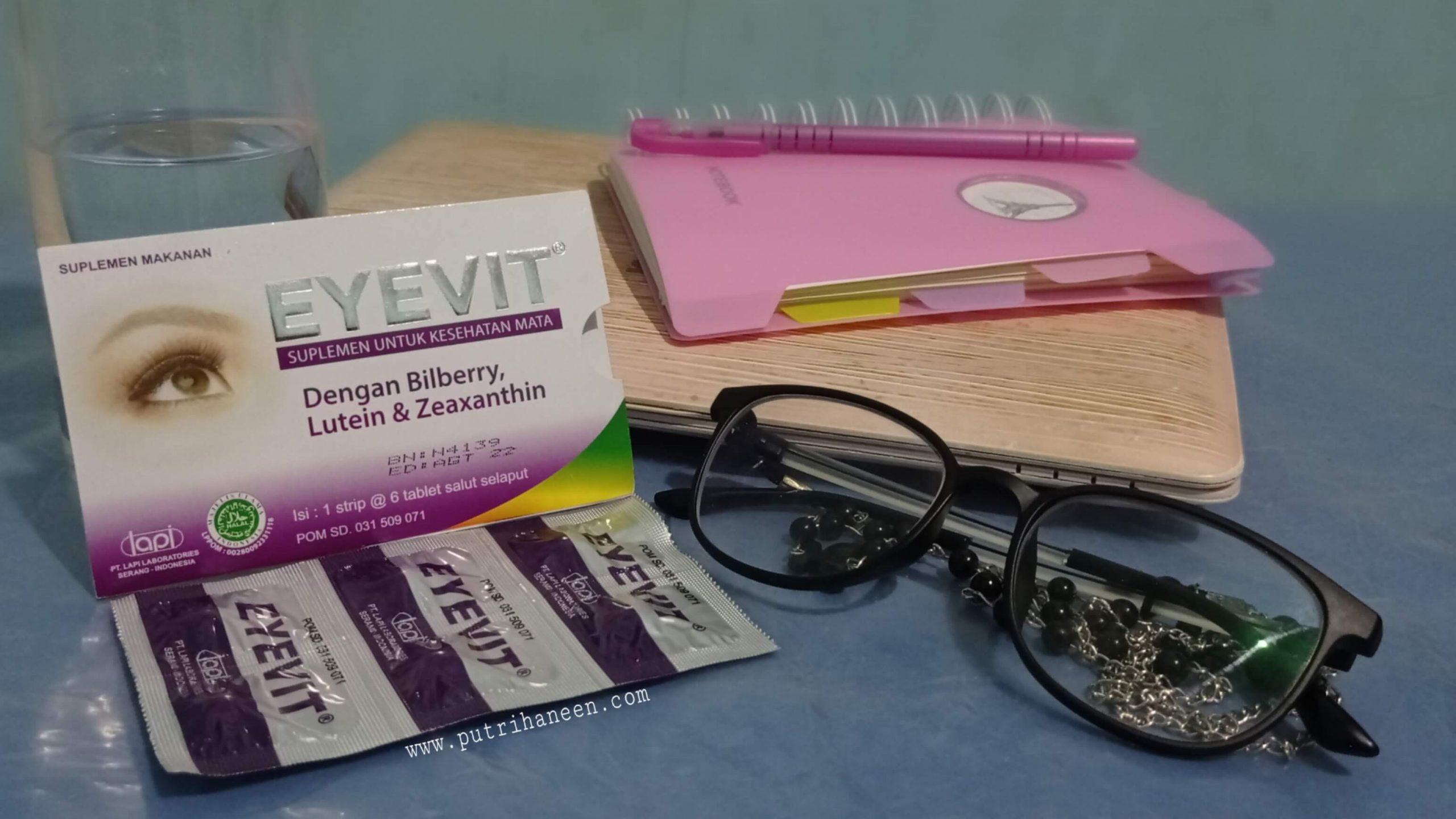 efek samping eyevit