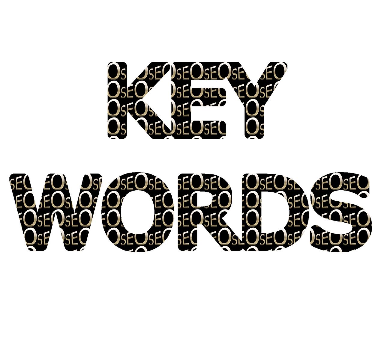 keyword blog
