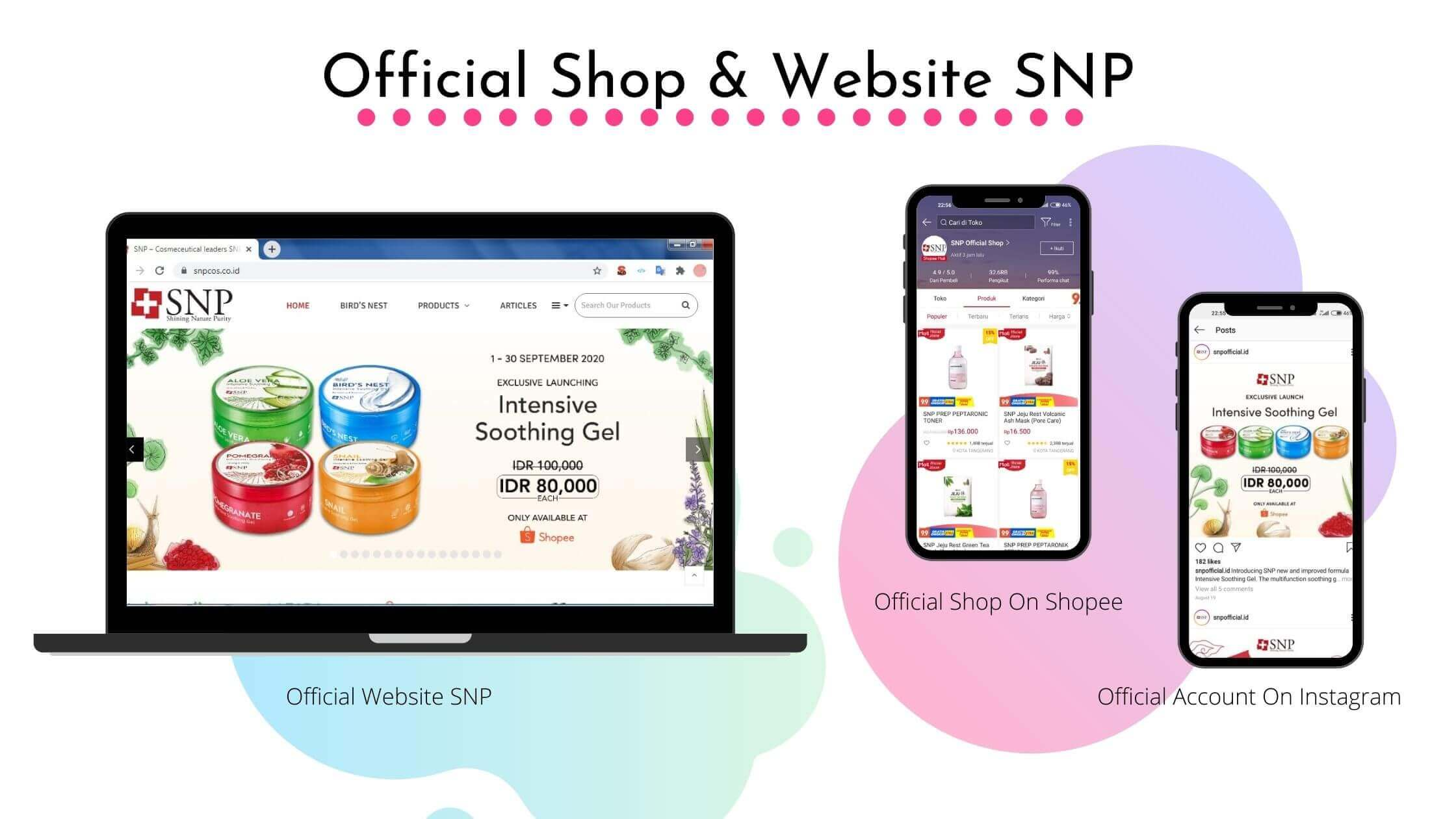 snp website dan shopee