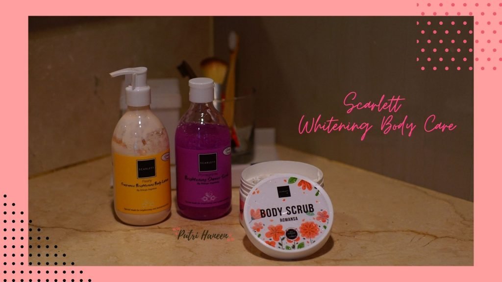 scarlett whitening