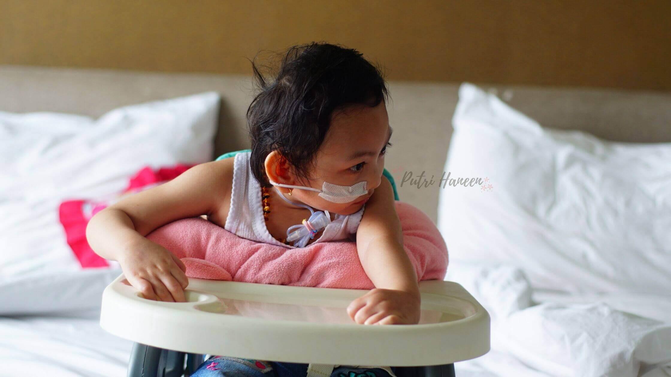anak staycation di masa pandemi