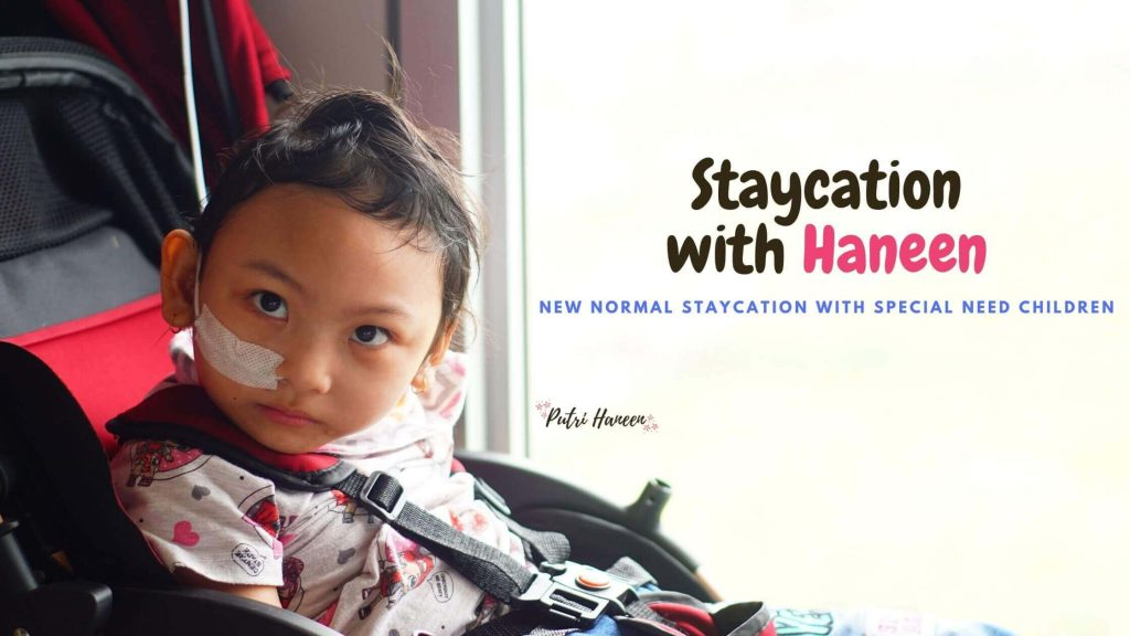 staycation new normal anak